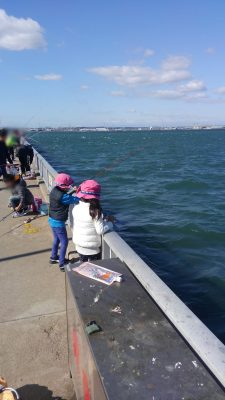 釣り大会練習