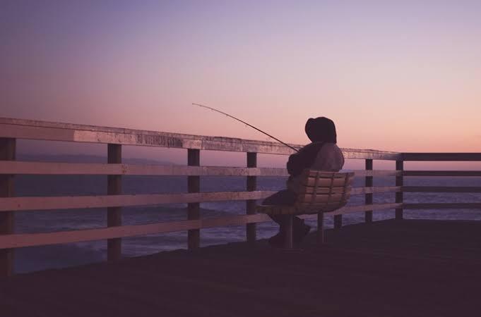 釣れない時間